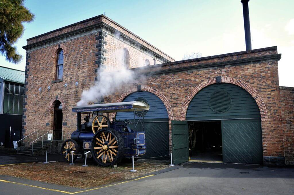 Museum of Transport and Technology (MOTAT) - Pump House