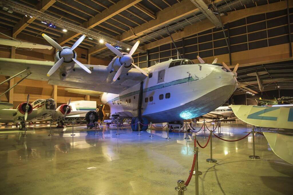 Museum of Transport and Technology (MOTAT) - Solent